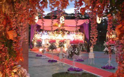 Konsep Outdoor Party Untuk Pernikahan