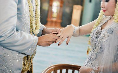 Ini Dia Macam-Macam Cincin Pernikahan